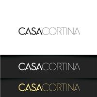 CASA CORTINA, Logo e Identidade, Decoração & Mobília