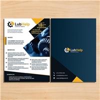 Lub Help Consultoria, Peças Gráficas e Publicidade, Metal & Energia