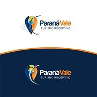 Paraná Vale Turismo, Logo e Identidade, Viagens & Lazer