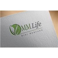 Mini Mercado Life, Logo e Identidade, Alimentos & Bebidas