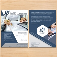 NACEF Cliente Contábil, Peças Gráficas e Publicidade, Contabilidade & Finanças