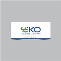 4eko, Logo e Identidade, Ambiental & Natureza