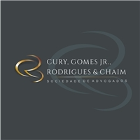 Cury Gomes Jr Rodrigues & Chaim Sociedade de Advogados, Logo e Identidade, Advocacia e Direito