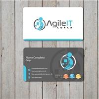 AgileIT Coach, Logo e Identidade, Educação & Cursos