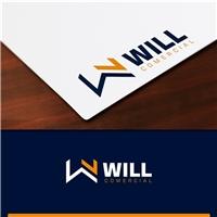 WILL , Logo e Identidade, Logística, Entrega & Armazenamento