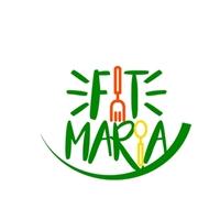 Fit Maria, Logo e Identidade, Alimentos & Bebidas