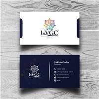 Instituto Vivencial & Gerenciamento do conhecimento I-VGC, Logo e Identidade, Consultoria de Negócios