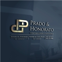 Prado & Honorato Contabilidade e Assessoria , Logo e Identidade, Contabilidade & Finanças