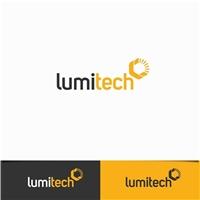 lumitech, Logo e Identidade, Marketing & Comunicação