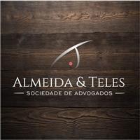 Almeida & Teles Sociedade de Advogados, Logo e Identidade, Advocacia e Direito