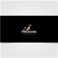 FIREWORK - ENTRETENIMENTO, Logo e Identidade, Artes, Música & Entretenimento