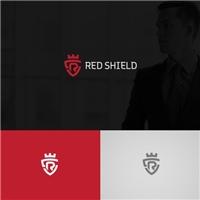 Red Shield, Logo e Identidade, Roupas, Jóias & acessórios