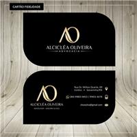 ALCICLÉA OLIVEIRA, Logo e Identidade, Advocacia e Direito