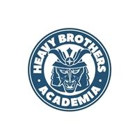 Heavy Brothers , Logo e Identidade, Saúde & Nutrição