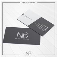 NB ARQUITETURA, Logo e Identidade, Arquitetura