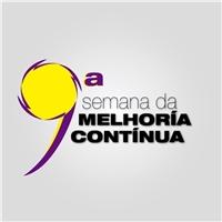 9ª SEMANA DA MELHORIA CONTÍNUA 2017, Logo e Identidade, Metal & Energia