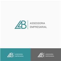 L4B Assessoria Empresarial Ltda., Logo e Identidade, Contabilidade & Finanças