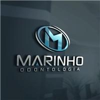 Marinho Odontologia, Logo e Identidade, Saúde & Nutrição