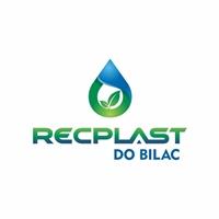 RECPLAST DO BILAC , Logo e Identidade, Limpeza & Serviço para o lar