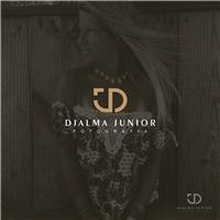 Djalma Junior fotografia, Logo e Identidade, Fotografia