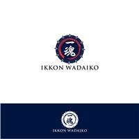Ikkon Wadaiko, Logo e Identidade, Artes, Música & Entretenimento