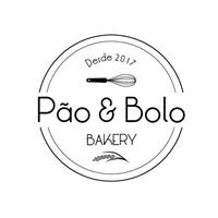 Pão & Bolo Bakery, Logo e Identidade, Alimentos & Bebidas