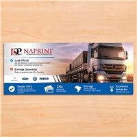 Naprini Comercio de Peças LDTA, Marketing Digital, Automotivo