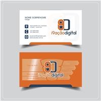 i9AçãoDigital, Logo e Identidade, Marketing & Comunicação