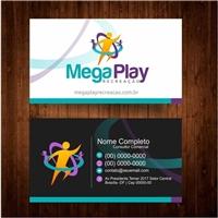 Megaplay Recreação, Logo e Identidade, Artes, Música & Entretenimento