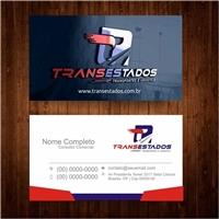 TRANSESTADOS Transportes e Logística , Logo e Identidade, Logística, Entrega & Armazenamento