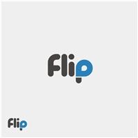 Flip Imoveis, Logo e Identidade, Imóveis