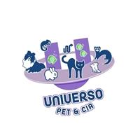 Universo Pet & Cia, Logo e Identidade, Animais