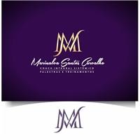 MARINALVA SANTOS CARVALHO, Logo e Identidade, Consultoria de Negócios