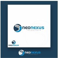 Neonexus, Logo e Identidade, Tecnologia & Ciencias