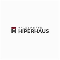 Transporte Hiperhaus, Logo e Identidade, Logística, Entrega & Armazenamento