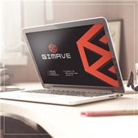 Gimave, Logo e Identidade, Tecnologia & Ciencias