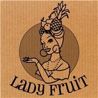 LADY FRUIT, Construçao de Marca, Alimentos & Bebidas