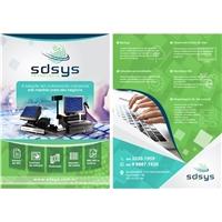 Sdsys, Peças Gráficas e Publicidade, Computador & Internet