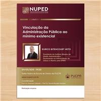 NUPED - PUCPR, Peças Gráficas e Publicidade, Educação & Cursos