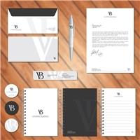 Vivian Bueno, Logo e Identidade, Roupas, Jóias & acessórios