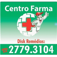 Centro Farma , Construçao de Marca, Saúde & Nutrição