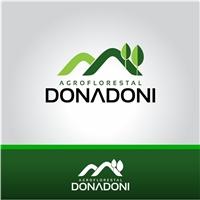 Agroflorestal Donadoni / Consultoria na área ambiental, Logo e Identidade, Outros