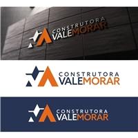 Construtora Vale Morar, Logo e Identidade, Construção & Engenharia