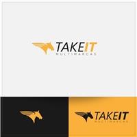 Take It., Logo e Identidade, Roupas, Jóias & acessórios