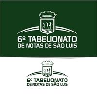 6º Tabelionato de Notas de São Luís, Logo e Identidade, Advocacia e Direito