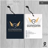 Guardian, Logo e Identidade, Roupas, Jóias & acessórios