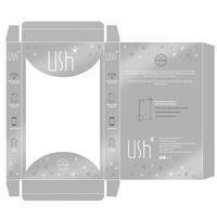 USH , Embalagens de produtos, Roupas, Jóias & acessórios