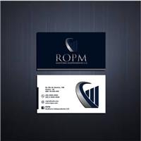 ROPM AUDITORES INDEPENDENTES S/S, Logo e Identidade, Contabilidade & Finanças