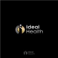 Ideal Health, Logo e Identidade, Consultoria de Negócios