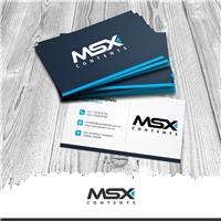 MSX CONTENTS, Logo e Identidade, Tecnologia & Ciencias